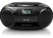Φορητό Ράδιο CD Philips AZ320 Μαύρο