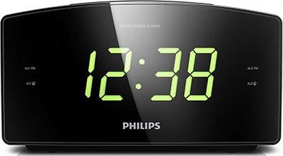 Philips AJ3400/12 - Ραδιορολόι - Μαύρο