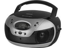 Sencor SPT 229 - Φορητό Ραδιόφωνο CD/USB/MP3 player - Μαύρο