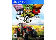 Pure Farming 2018 - PS4 Game