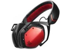Ασύρματα Ακουστικά Κεφαλής V-Moda Crossfade Wireless Κόκκινο