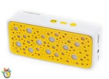 Φορητά Ηχεία Amps&Watts BeatCharge Κίτρινο