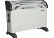 CRYSTAL HOME Θερμοπομπός Turbo 2000W 17805