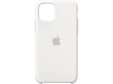 APPLE Θήκη για iPhone 11 PRO Silicone White