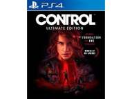 Control Ultimate Edition PlayStation 4