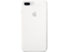 APPLE Θήκη iPhone 8 /7 Plus Silicone White
