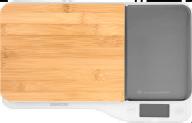 SENCOR SKS 6501 WH Ζυγαριά κουζίνας με ξύλινη βάση