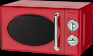 MORRIS Retro Series MWRS 20700R Red