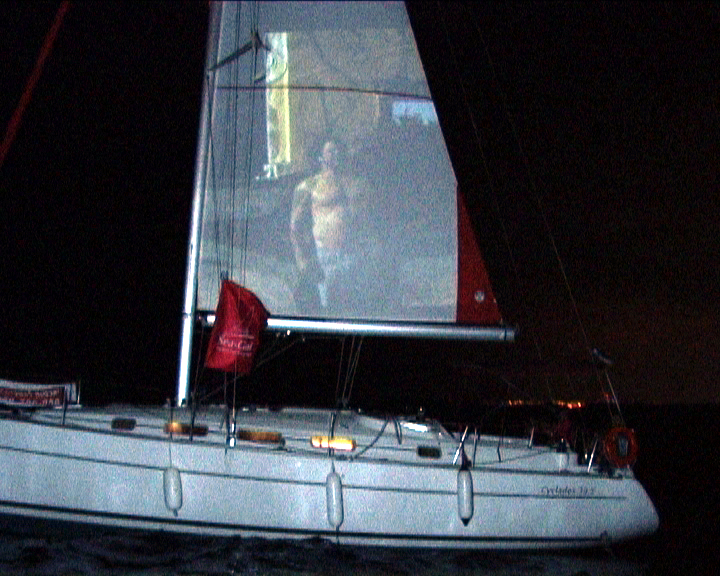 exterritorial waters screening on sails