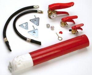 Accesorios para los extintores