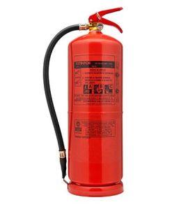 Extintores de polvo ABC