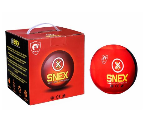 SNEX bola extintor
