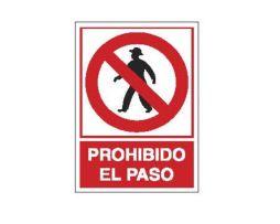 Prohibido el acceso