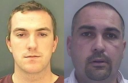 Tobias Robert Tobin, de 23 anos, foi condenado à 15 meses de prisão; mesmo tempo que João Paulo Sebastian Sterckx, de 37 anos