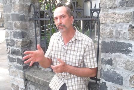 O engenheiro químico Walter Gomes conta como foi o resgate