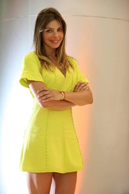 Daniella Cicarelli em registro de 2012