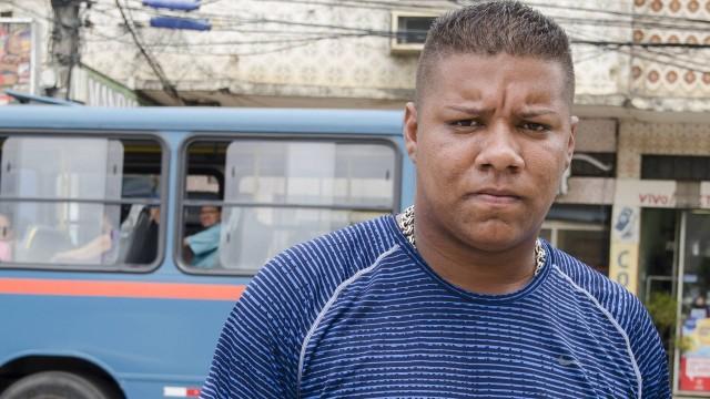 Thiago Francisco teve a casa incendiada pela própria tia