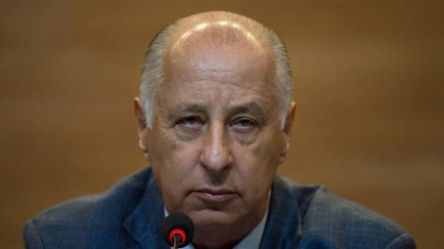 Ronaldo pediu que o atual presidente da CBF, Marco Polo del Nero, renuncie ao cargo