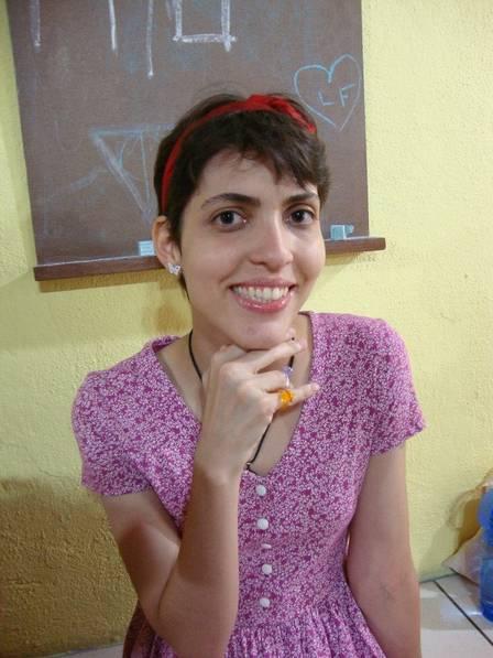 A nutricionista Paola Altheia defende o combate a estereótipos e preconceitos relacionados ao corpo