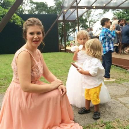 Sophie Charlotte convida colegas de elenco para serem padrinhos do seu filho