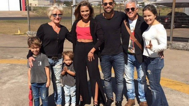Resultado de imagem para diego flamengo família