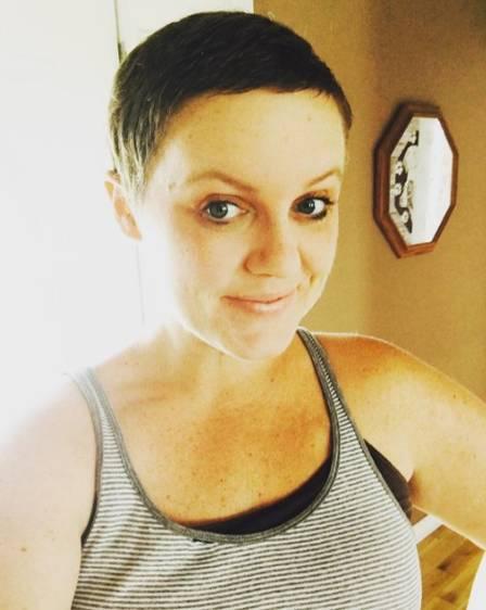 Kayla Gaytran tem seis filhos e está lutando contra um câncer
