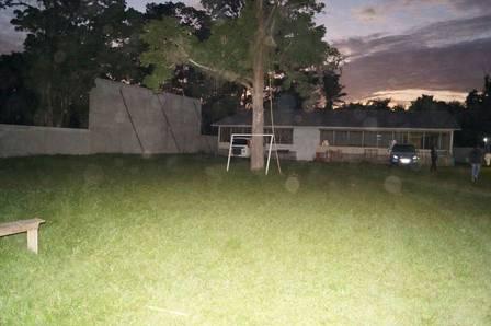 Suspeitos foram presos em uma casa em Itaguaí