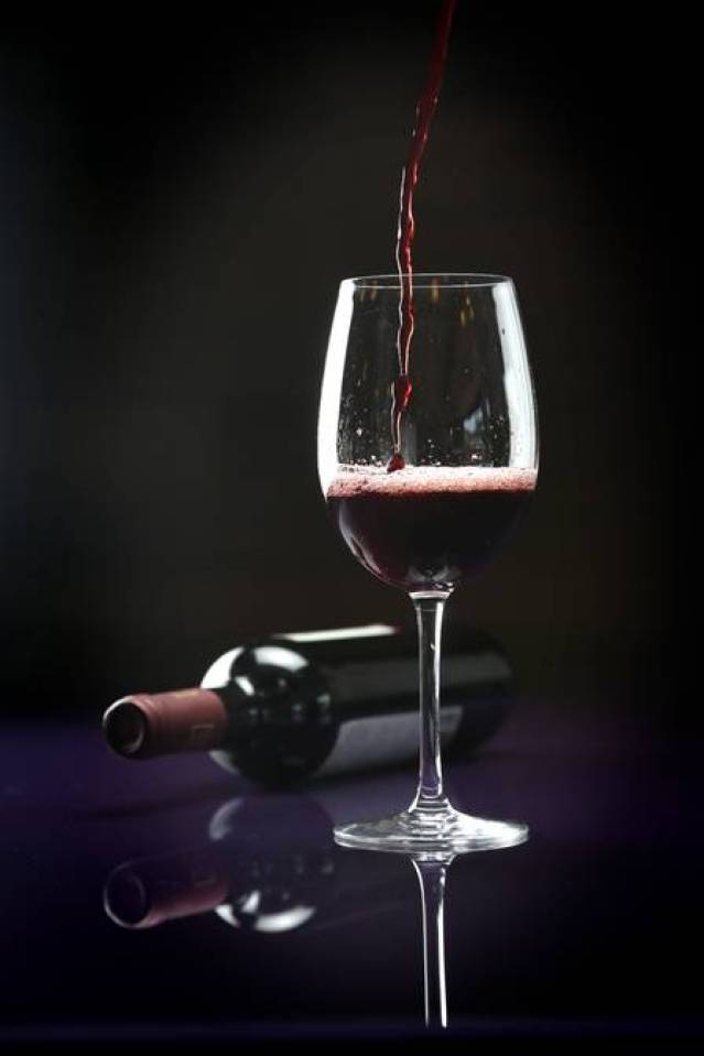 Taça da vinho