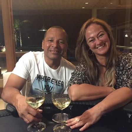 Neymar pai e Nadine Gonçalves: separados sem divórcio