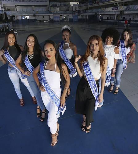 Treze meninas disputam faixa e coroa do Miss Baixada 2017