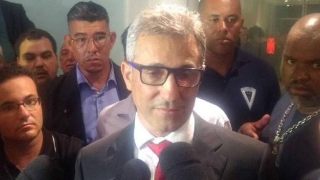 Alexandre Campello dá primeira entrevista após ser eleito presidente do Vasco -