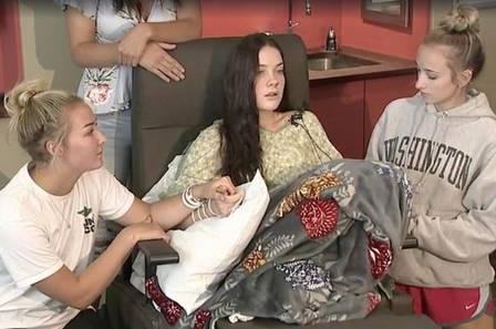 Jordan se recuperando em hospital