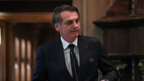 O presidente Jair Bolsonaro 16/05/2019
