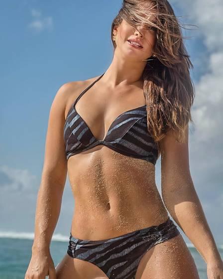 Amanda Griebel é modelo e blogueira