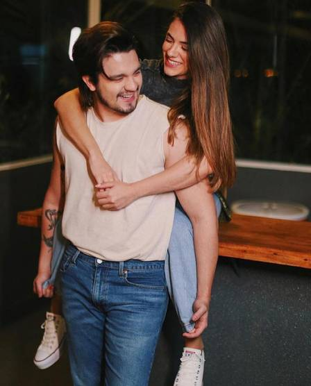 Luan Santana and Jade Magalhães separated after 12 years