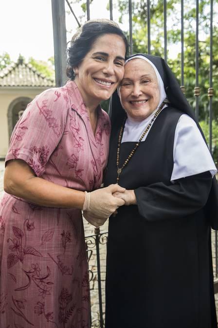 Nicette fez participação especial em 'Éramos seis'