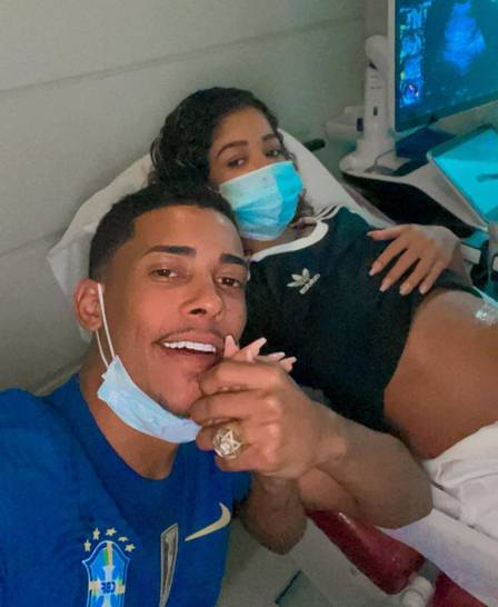 MC Poze announces that he will be a father for the third time, at age 20