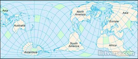 Vile Vortices Map