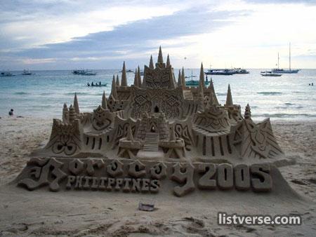 Sandcastle Resized