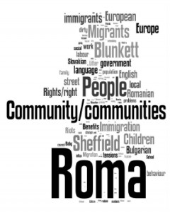 Roma in the News: an examination of media and political