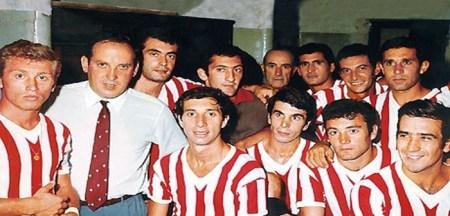 Estudiantes de Osvaldo Zubeldía
