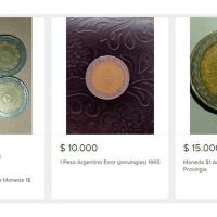 Estas monedas de 1 peso te pueden volver rico