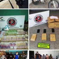 Secuestran droga y elementos  en Andalgalá