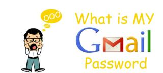 How to recover Gmail account password ? image