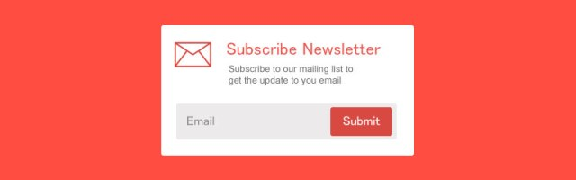Subscriber Form image