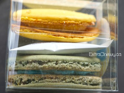 Earl Grey & Mango Macaron Project