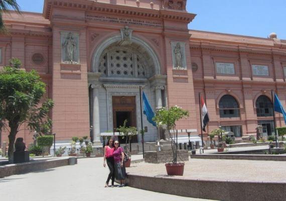 Ausflug nach kairo ab el gouna