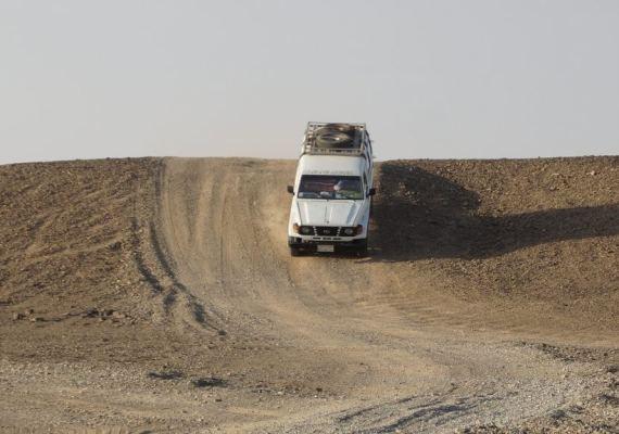 Wüstensafari ab Hurghada