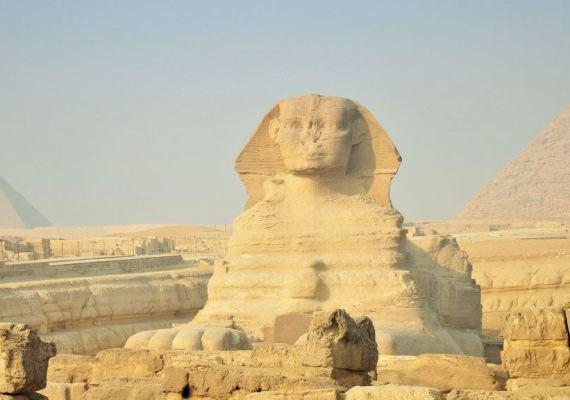 Ausflug nach Kairo ab Hurghada mit flug