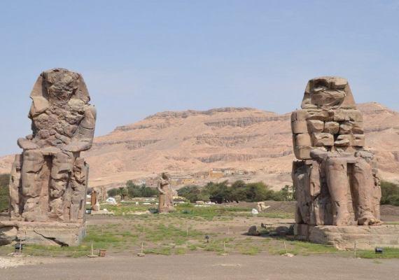 Tagesausflug nach Luxor ab El Gouna mit dem Bus